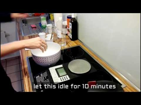 gelatine mold diy tutorial