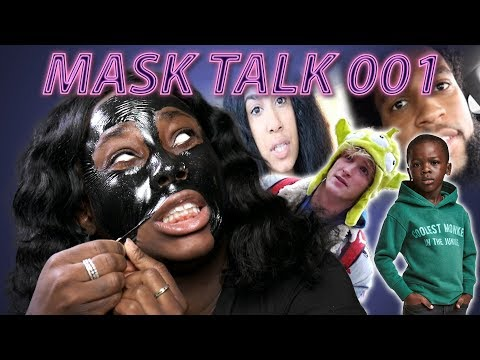 Logan Paul, H&M Coolest Monkey & Chris and Queen Break Up For Real | Mask Talk 001