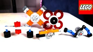 Download LEGO Spinner Fidget Toy Tutorial! How to Make 5 Different Hand Spinners! Video