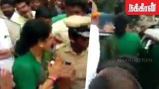 Sasikala Walks Out of Jail on Parole