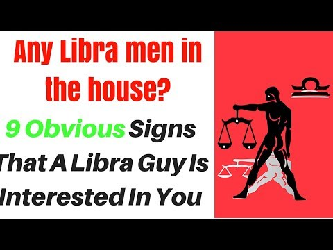 9 Obvious Signs That A Libra Guy Is Interested In You | Rules Of Relationship