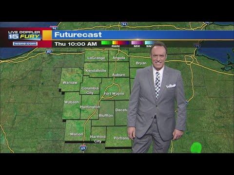 Thursday Morning Forecast Update