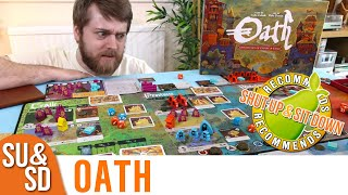 Oath Review - 2021's Most Exciting Board Game