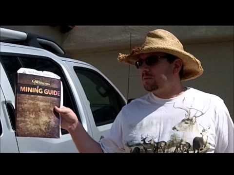 The Search for Burt Alvord's Lost Treasure