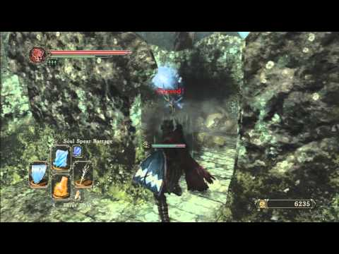 Dark Souls 2: Lion Mage Armor Location (Faster Casting Speed)