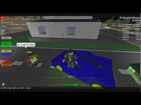 Roblox Grand Blox Auto 5 [LIGHTS] regen glitch