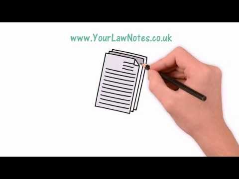 Law Revision Notes - LLB & LPC Notes