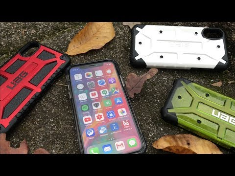 Urban Armor Gear iPhone X Review