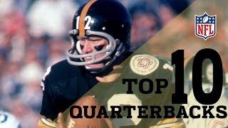 Top 10 Quarterbacks Of All Time! | NFL Highlights