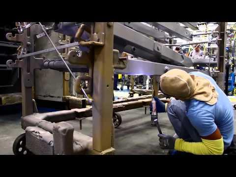 How a Scissor Lift Is Made