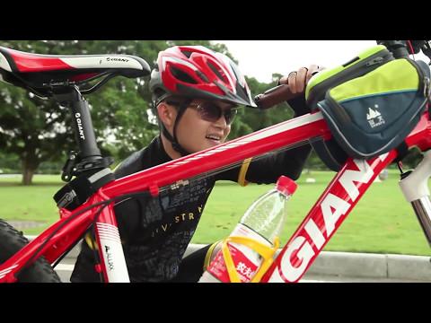 Bicycle air pumps, so easy!