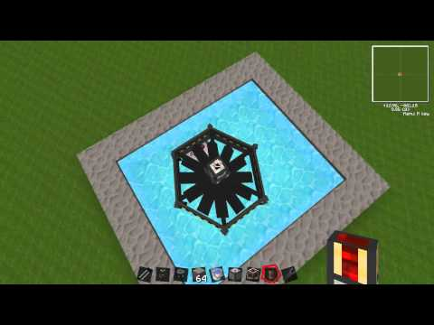 Tekkit tutorial: How to Make a Fission Reactor and Use It