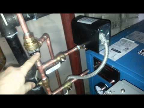 Burnham Megasteam with Tankless hot water