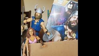 Unboxing WWE Action Figures! Elite 51 Berzerker & More!
