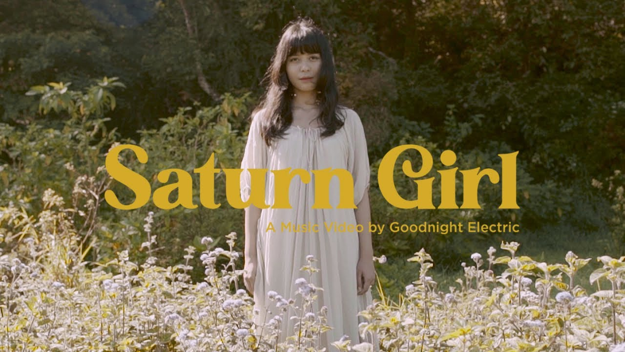 Goodnight Electric - Saturn Girl
