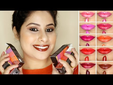 Best Affordable Matte Lipstick in India Under Rs. 300 || StayQuirky