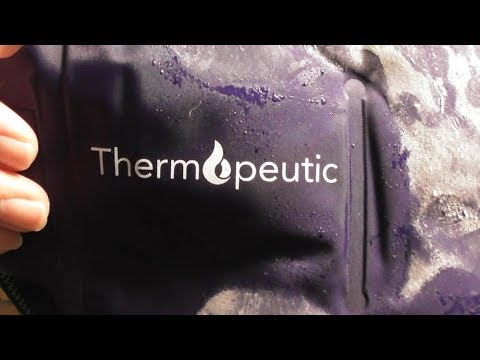 Thermopeutic Reusable Ice Pack for muscle pain healing injury REVIEW