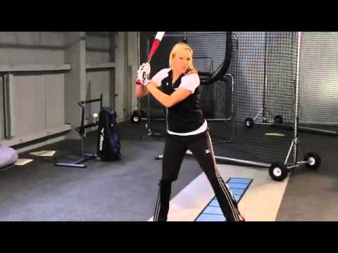 Mizuno Tuesday Tips with Jennie Finch -- Hitting