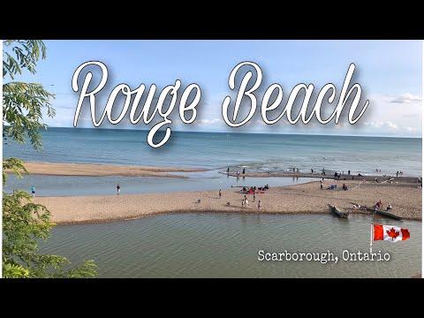 Rouge Beach Park -Toronto