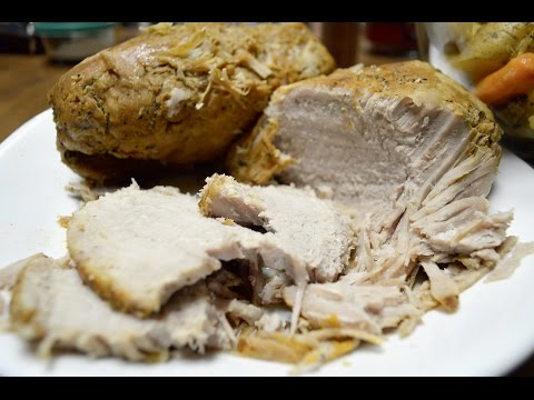 Recipe For A Pork Loin Roast With Potatoes Carrots In My Cook S Essen