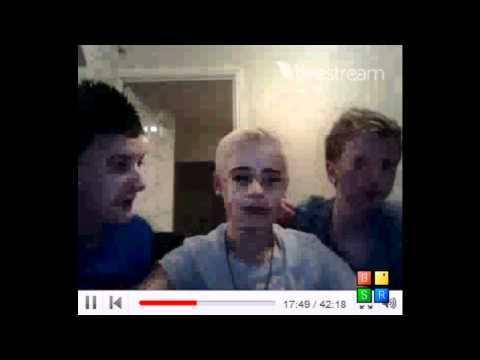 Reconnected twitcam 1 - Someone's breath smells