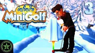 Infinite Minigolf - Santa
