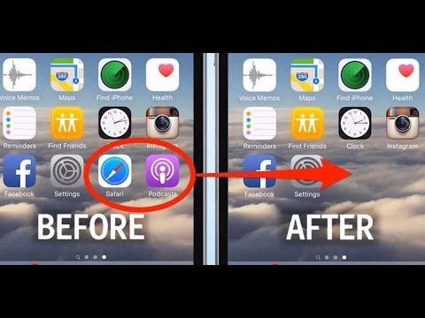 Hide your Private Photos/Videos or Apps in Iphone Ipad or other Apple device