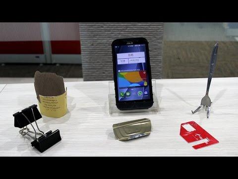 Cara Membuat Docking Smartphone dari Barang Tidak Terpakai
