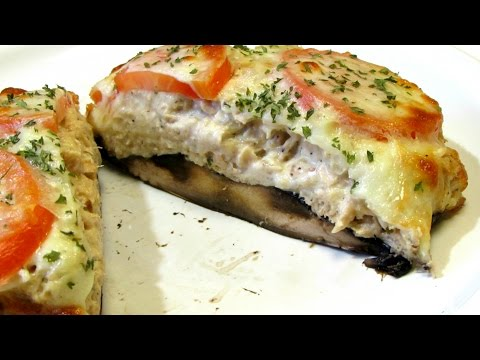 Tuna Melt Sandwich (Low Carb Recipe)