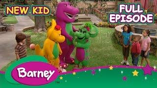 Barney Full Episode  - New Kid