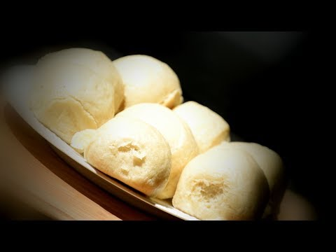 Chinese Steamed Bread Buns (Mantou) Recipe (Steam Buns)