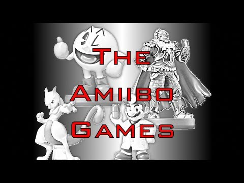 The Amiibo Games 2 - Teaser Trailer