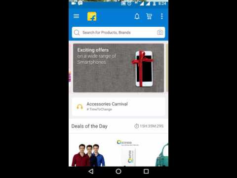 How to activate flipkart money/flipkart wallet on flipkart app