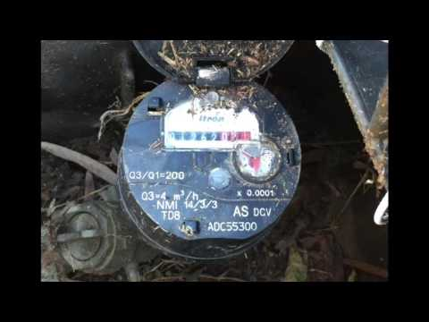 Do i have a water leak? The Water Meter Test