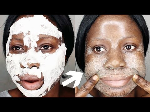 EVERY DAY APPLY THIS ON YOUR FACE FOR SOME MINUTES WATCH WHAT HAPPENS