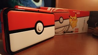 New Pokeball 2DS XL Unboxing!