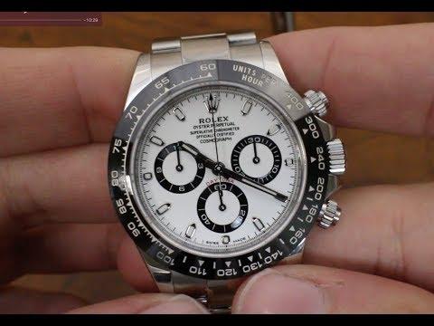 How to Spot a Fake Rolex Daytona 116500 - Replica Analysis