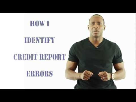 The 5 Most Common Credit Report Errors