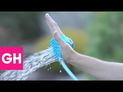 This Tool Makes It So Easy to Give Your Pet a Bath | GH