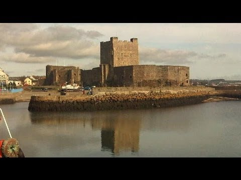Carrickfergus Castle & Harbour
