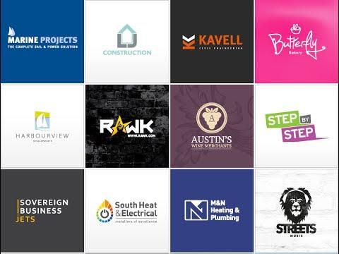 Logo Design Portfolio | Professional Logo Designer