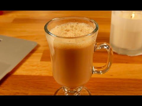 Frothy Milk Chai