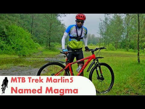 My MTB Marlin 5 named Magma | Obscure and beautiful places in Virar