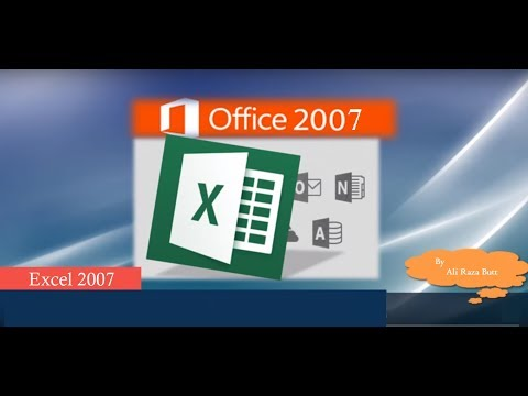 Excel Tutorial Lesson 6 - How to Increase / Decrease Indent Value, Wrap text, Merge / Unmerge Merge