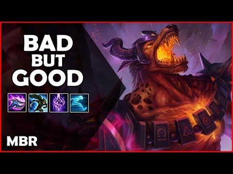 When I'm Bad I'm Still Good | Infernal Nasus Vs GangPlank | RTD #20