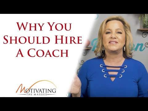 Susie Carder - Why You Should Hire A Coach