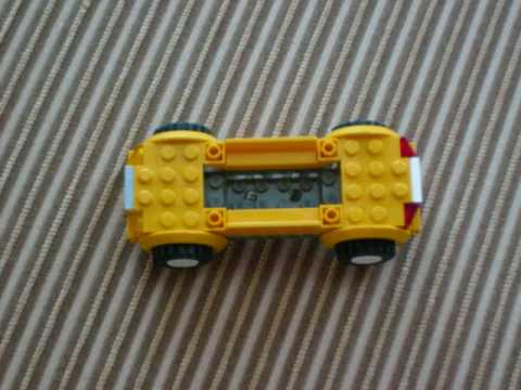 how to make an amazing lego car