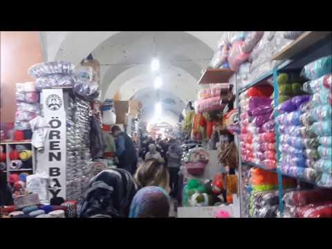 KURKCU HAN the yarn paradise in Istanbul
