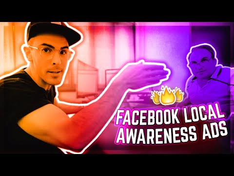 HOW TO USE FACEBOOK LOCAL AWARENESS ADS | FACEBOOK MARKETING VLOG