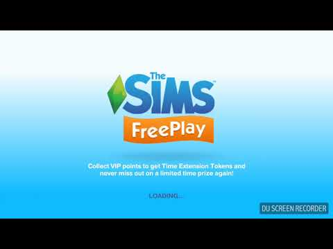 The Sims Freeplay -  Perform Archery in the Castle -  Weekly Task